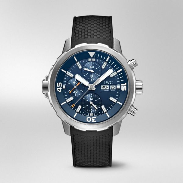 """IWC Aquatimer Chronograph Edition """"Expedition Jacques-Yves Cousteau"""""""