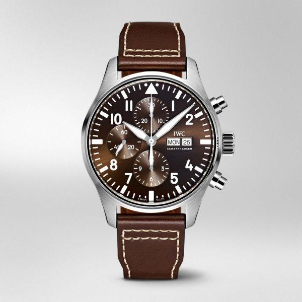 IWC Pilot's Watch Chronograph Edition 'Antoine De Saint Exupery'