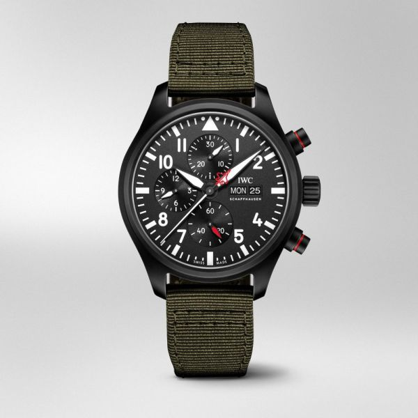 IWC Pilot's Watch Chronograph Top Gun Edition 'SFTI'