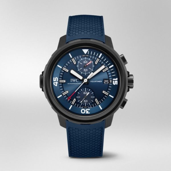 "Limited Edition - IWC Aquatimer Chronograph Edition ""Laureus Sport for Good"""