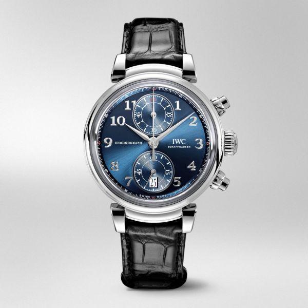 "Limited Edition - IWC Da Vinci Chronograph Laureus ""Sport for Good"""