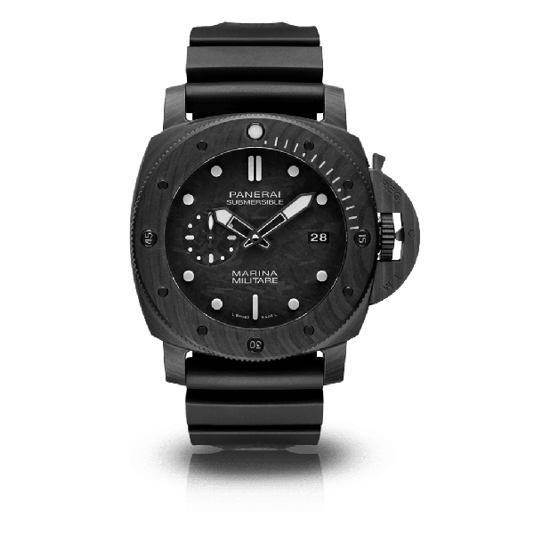 Panerai Submersible Marina Militaire CarboTech 47mm