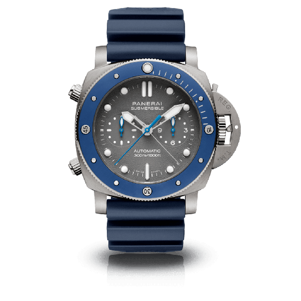 Panerai Submersible Chrono Edition Guillaume Nery 47mm