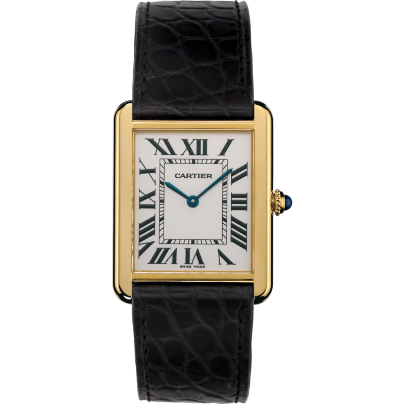 Cartier Tank Solo Large Model