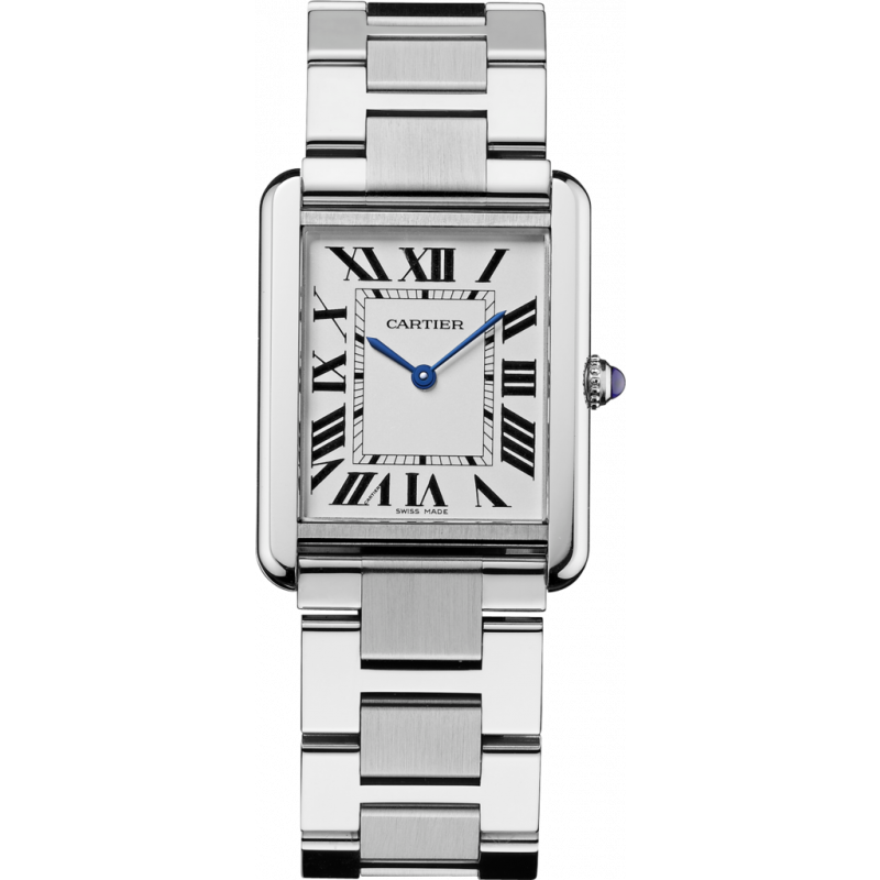 Cartier Tank Solo Steel Large Model
