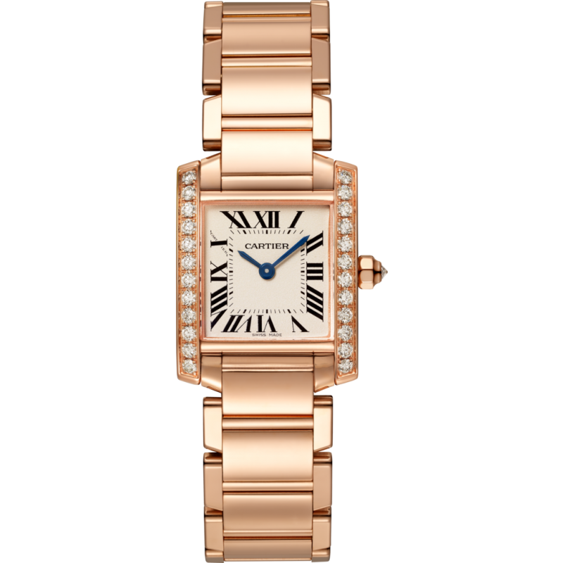 Cartier Tank Francaise Small Model