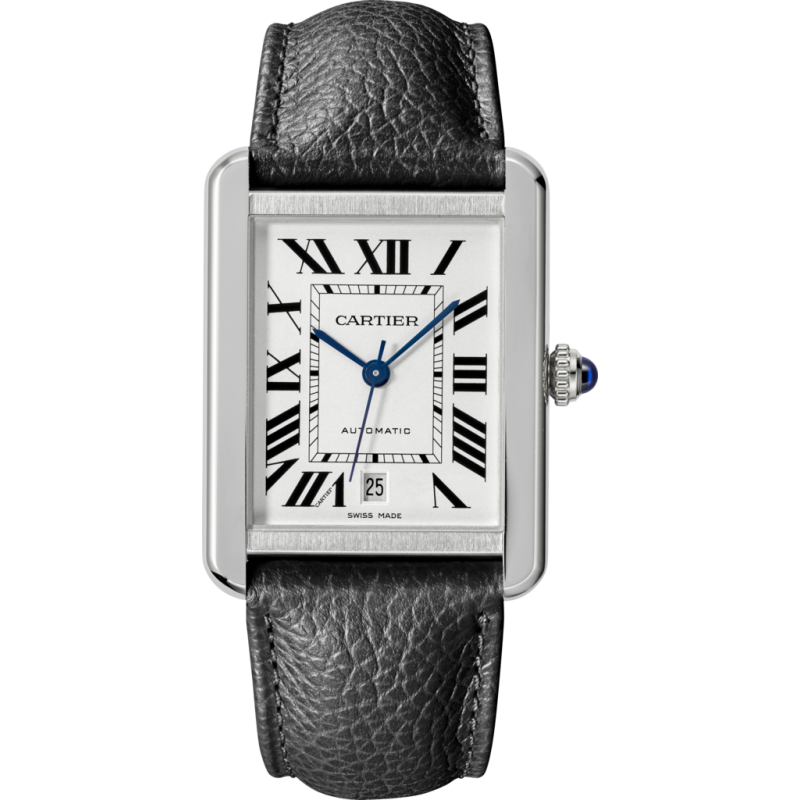 Cartier Tank Solo Steel XL