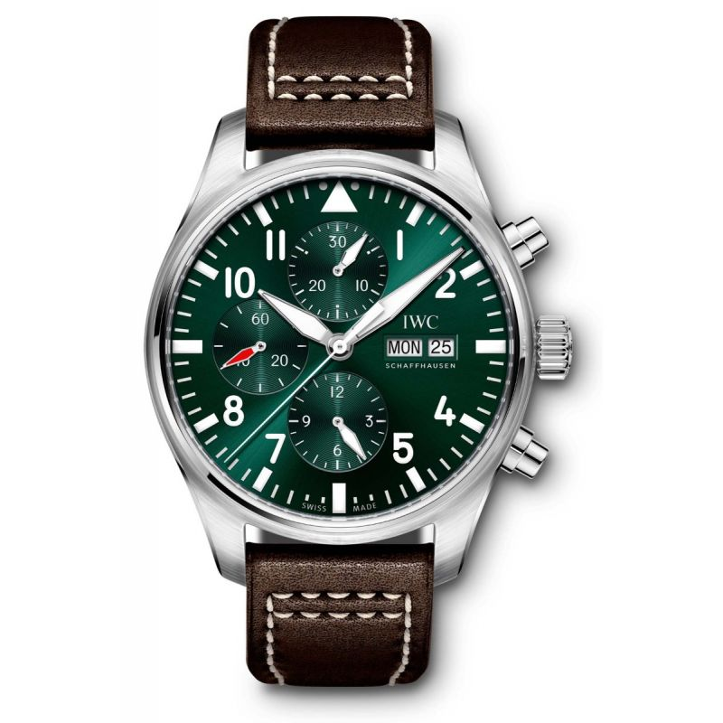 Limited edition - IWC Pilot's Chronograph