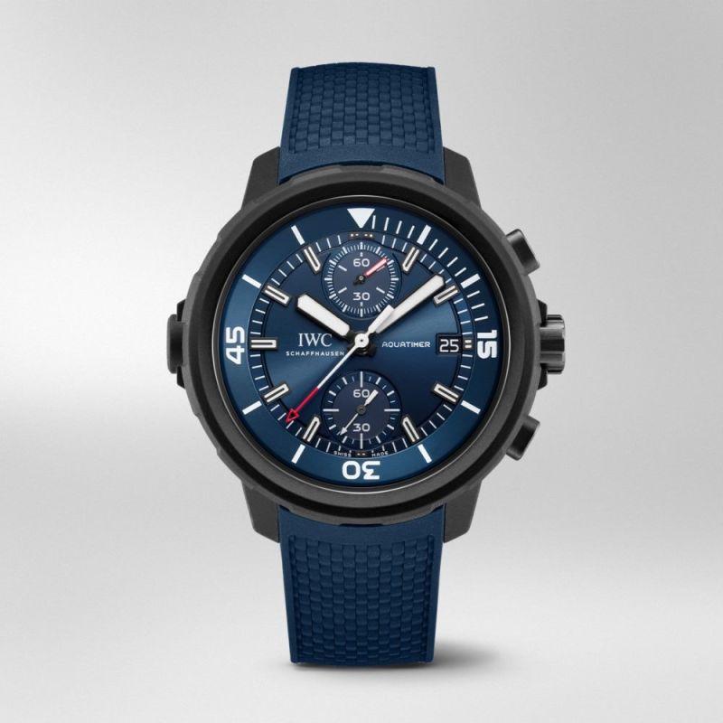Limited Edition - IWC Aquatimer Chronograph Edition