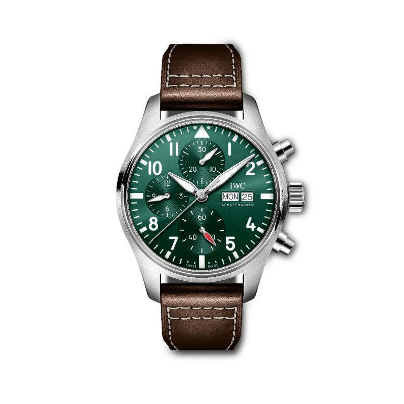 IWC Pilot's Watch Chronograph 41mm