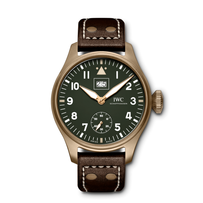 IWC Big Pilot's Watch Big Date Spitfire Limited Edition