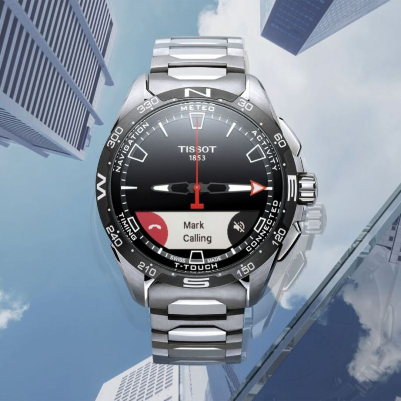 TISSOT T-TOUCH CONNECT SOLAR 47.5mm