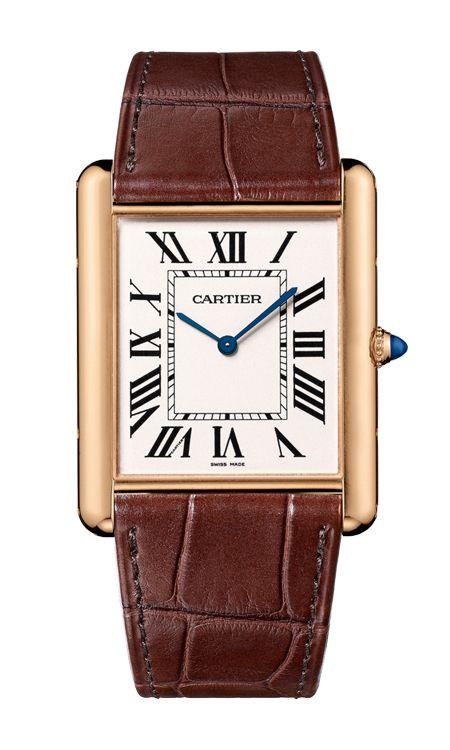 W1560017 Cartier Tank Louis Cartier XL