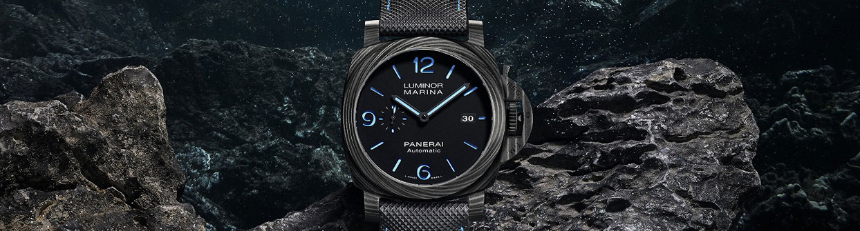 Picture of a Panerai Marina Automatic Watch