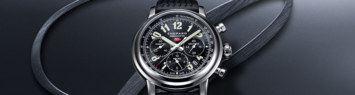 Picture of a Chopard Chronograph Watch